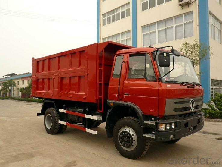 Dump Truck HOWO 6X4 15m3