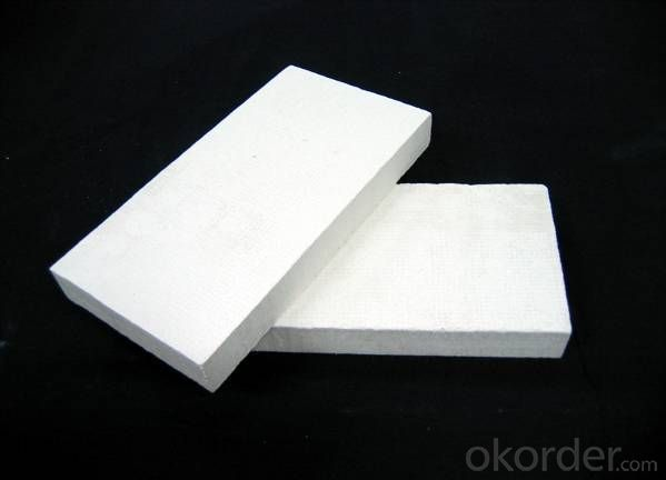 Calcium Silicate Boards with Consistently Low Thermal Conductivity