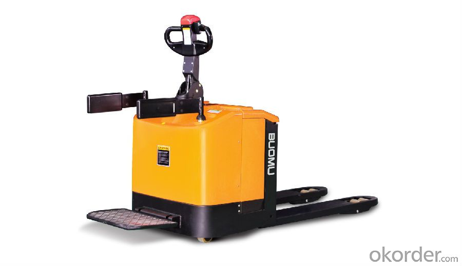 Electric Powered Pallet Truck (2t)