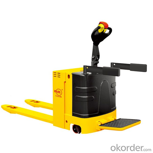Electric Pallet Truck 2t (EPT)