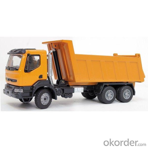 Dump Truck  380HP 25ton 18cbm for  Genlyon for Africa