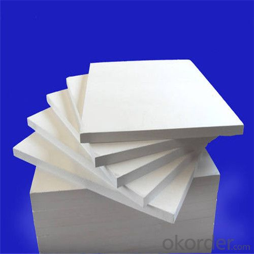 Ceramic Fiber Board with Extreme High Temperature Stability