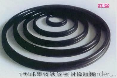 Gasket Factory Quality ISO4633 SBR Rubber Ring DN1200