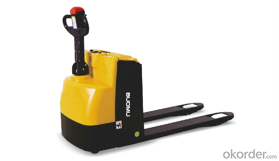 Electric Pallet Truck CE (XP)