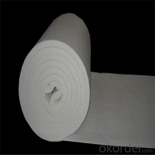 Ceramic Fiber Blanket with Excellent Thermal Shock Resistance