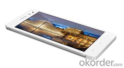 Mtk6582 Smartphone 4.5 Inch Quad Core 2MP 5MP Dual Camera Smartphone