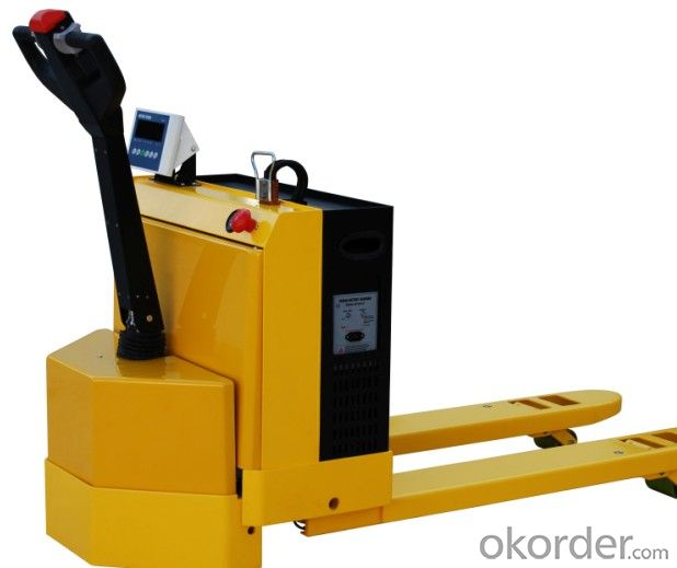 Mini Electric Pallet Truck  1.5 Ton (CBD15-610)