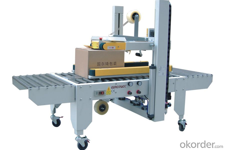 Carton Packaging Machine Automatic Adhesive Tape for Bottles