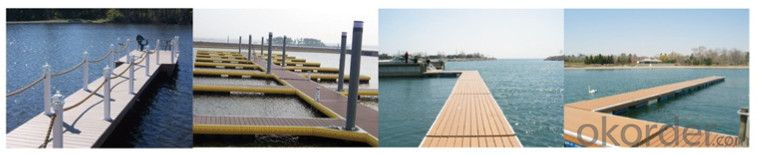 Composit Decking for Outdoor Wall Panel/WPC Flooring/120*30/RMD-53