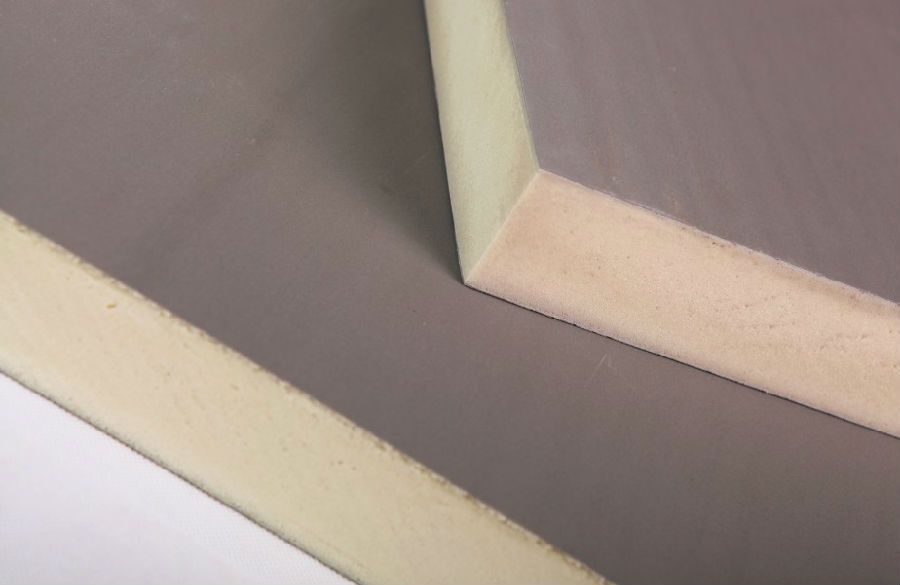 Rigid Polyisocyanurate(PIR) Foam Insulation Board