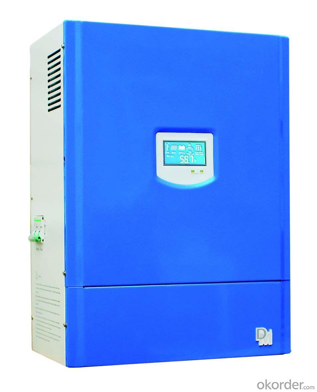 Off-Grid PWM Wind Solar Hybrid Controller2KW