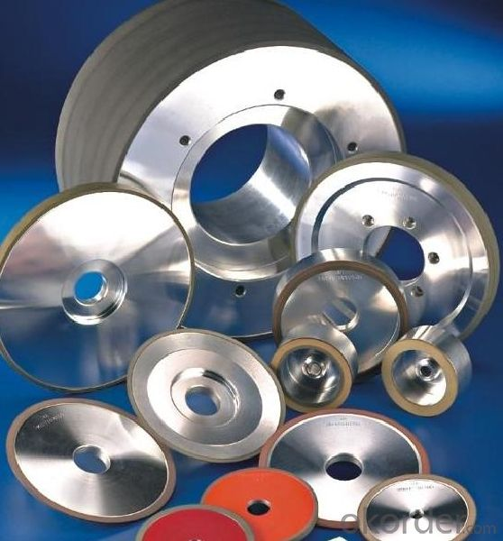Vitrified Centerless Grinding Wheels Make in China