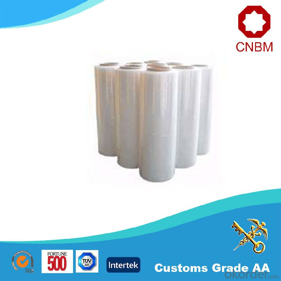 Shrink Wrap LLDPE Stretch Film High Quality