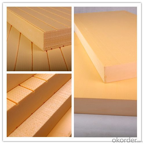 BP Extruded Polystyrene Sheet (XPS)energy saving