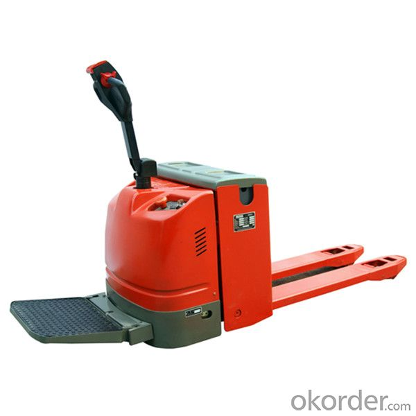 Electric Pallet Truck Battery Powered 2 Ton