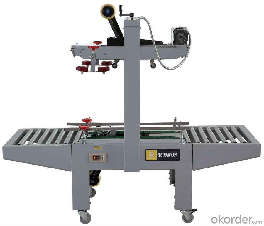 Overwrapping Machine   Cellophane (1999-B)