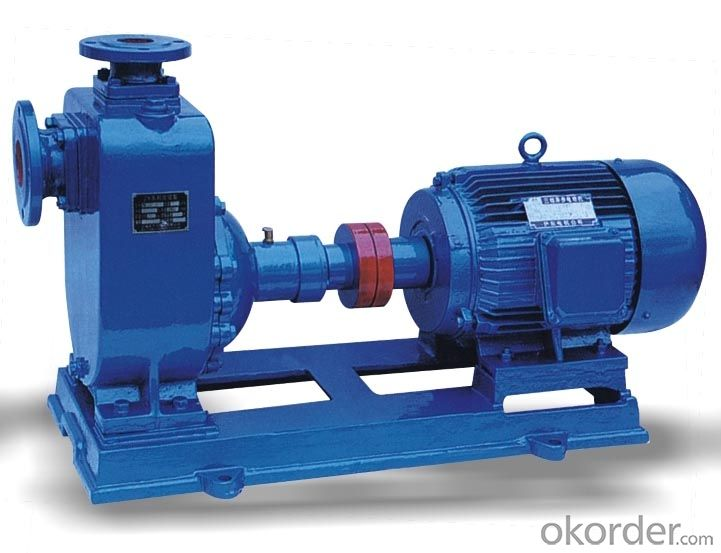 Self-priming Trash Centrifugal Pump 2 inch