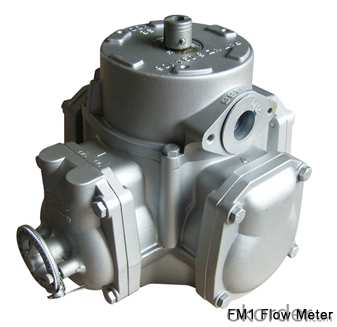 FM Series Flow Meter for gasoline dispenser