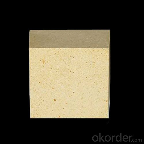 High Alumina Brick with Low Iron Content