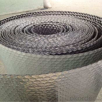 Aluminum Foil Composite Film For Making Bubble Foil 7mic Al+ 12mic PET