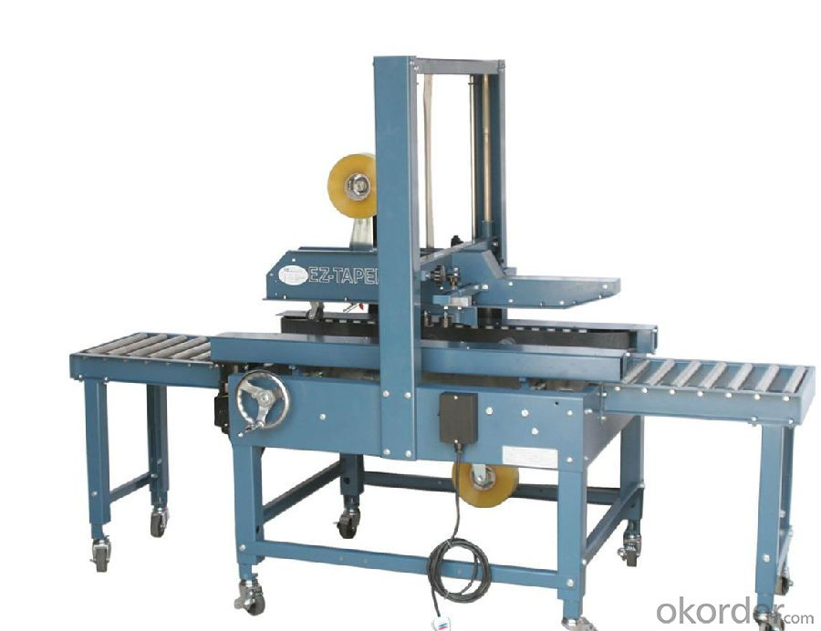 Tape Wrapping Machine Automatic BOPP Adhesive