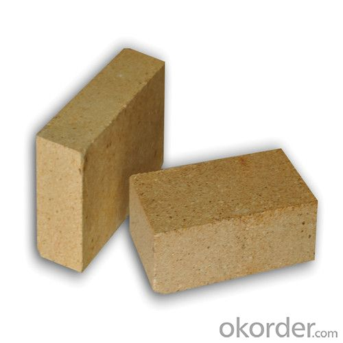 Fireclay Bricks with High resistance to Thermal shock