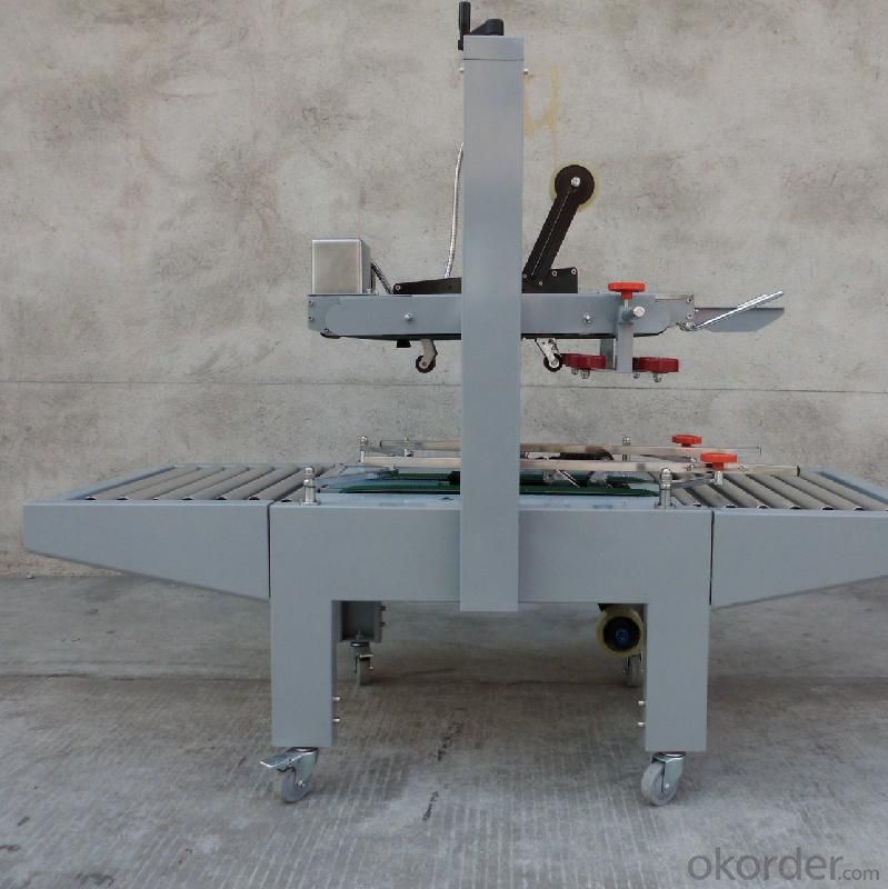 Sealing Machine Fxj5050z Automatic Carton Folding