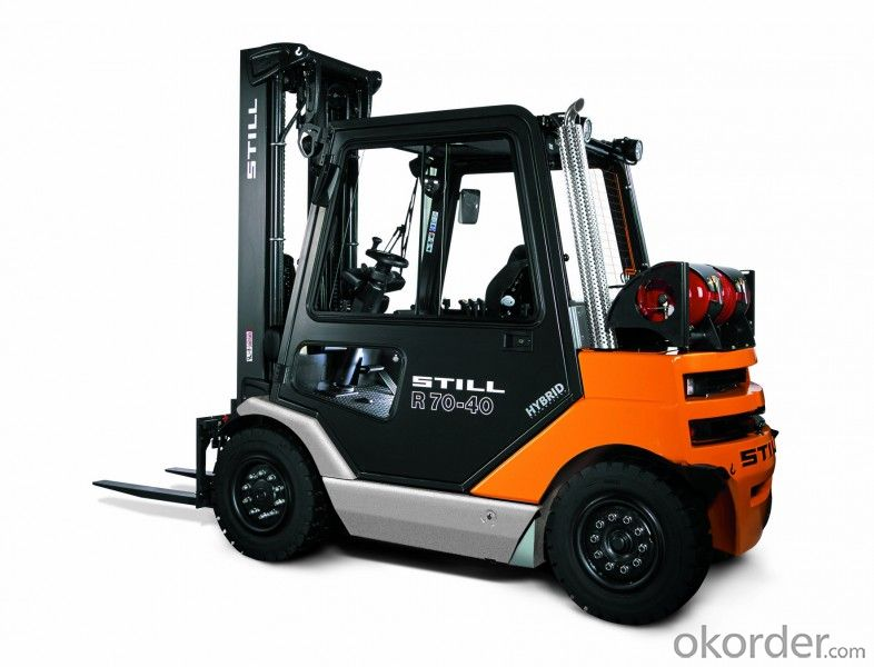 Diesel Forklift  3 Ton with Isuzu C240 or 4jg2 Engine (CPCD30)