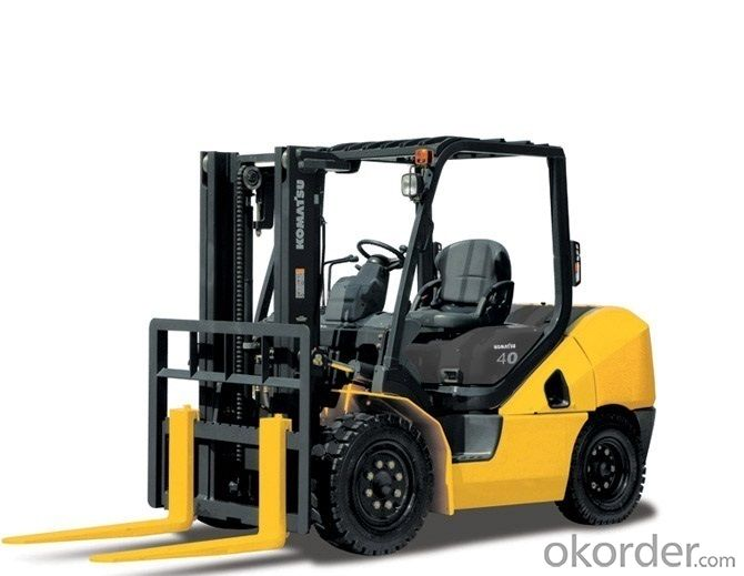 Diesel Forklift Truck 11.5-15ton with CE