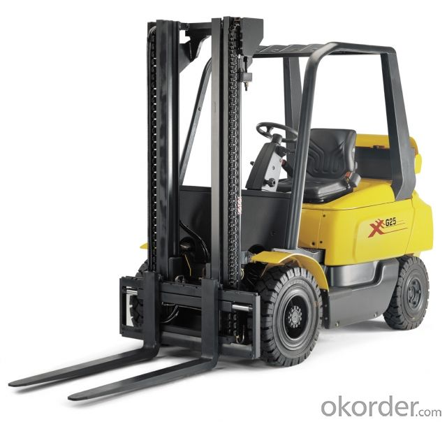 Diesel Forklift 1-16ton  with CE Standard