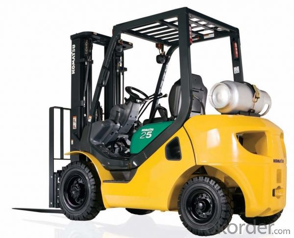 Forklift Truck 1-10 Ton  with Isuzu Engine