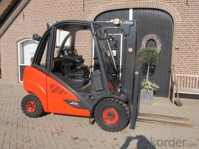 Diesel Forklift Truck with Powerful Engine-Isuzu Engine