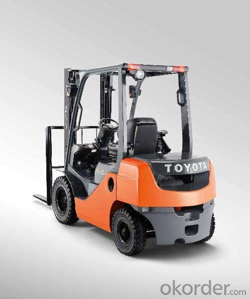 Diesel Forklift Cpcd70h/  Forklift Diesel Truck with China