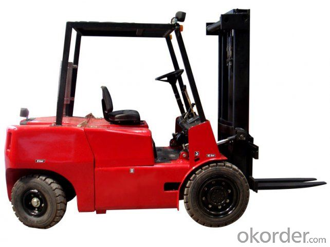 Forklift Truck 3.5t-5t Disel
