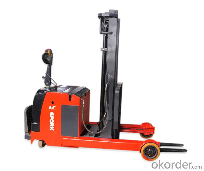 Electric Stacker Material Handling Tool 1.0t Light-Type
