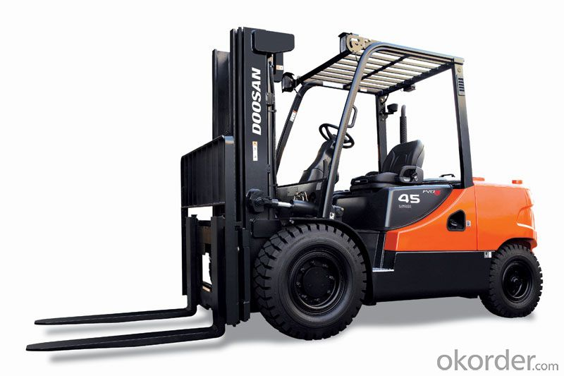 Forklift Trucks Heli K Series 4-4.5t I. C. Counterbalanced