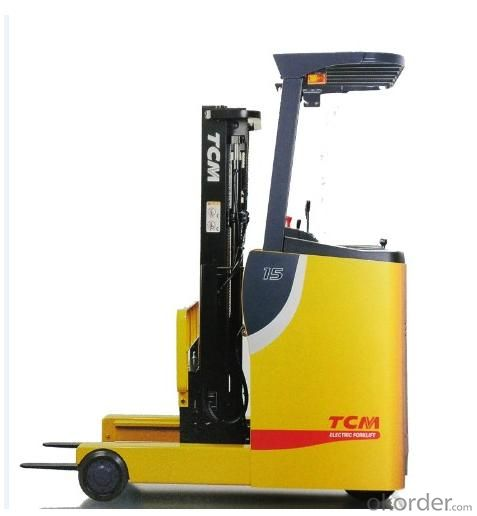 Electric Reach Stacker Triple Mast (CQDM12/15)