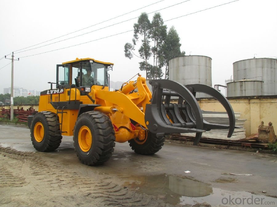LT958 log wheel loader