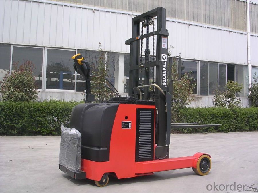 Powered Stacker China OEM Offer 1.5t  (CTD16K)