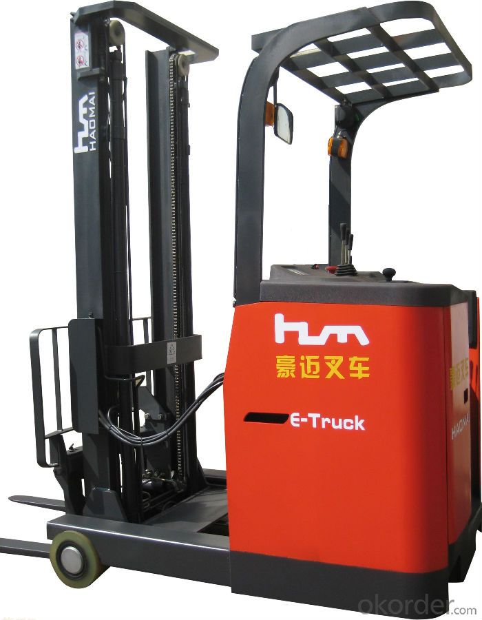 Electric Stacker 2.0t Heavy-Duty High Lifting Fork