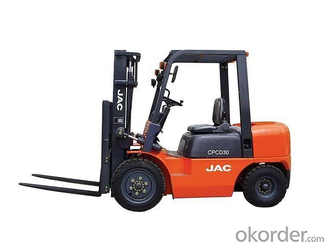 Diesel Forklift Truck 8ton  for Slae (CPCD80)