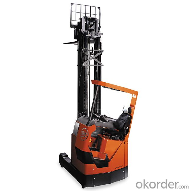 Electric Reach Stacker Controller  (CQDM12/15)