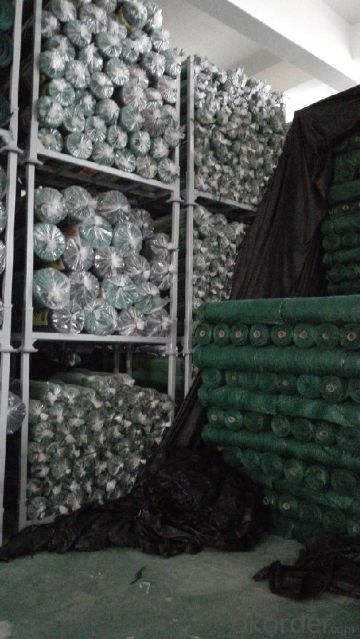 Sun Shade Netting HDPE Virgin Green White Agricultural Use
