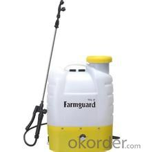 Battery Sprayer   WRE-16-F