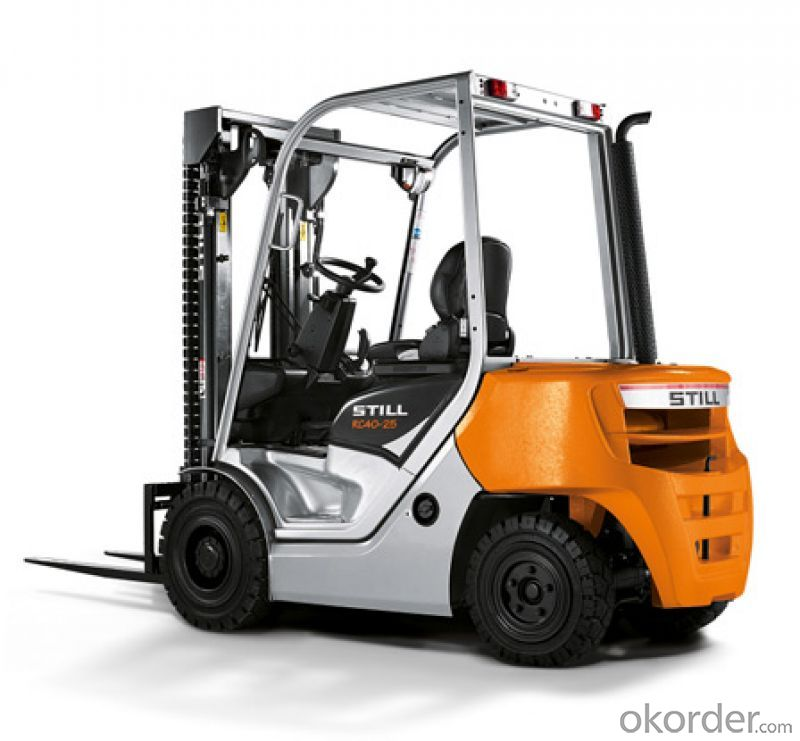Electric Forklift Truck (CPD10S, CPD15)