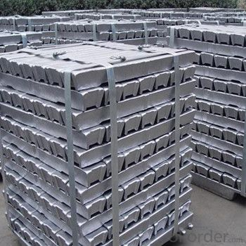 Aluminum Pig/Ingot With 99.9% Putity For Selling