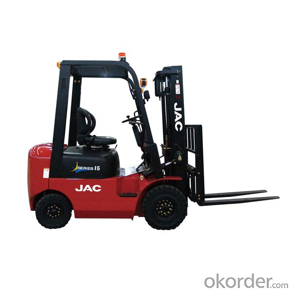Forklift Truck Best Sellings Small and Mini Electric