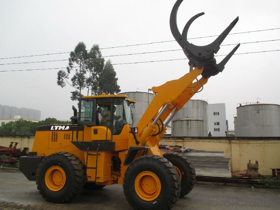 LT958 log loader