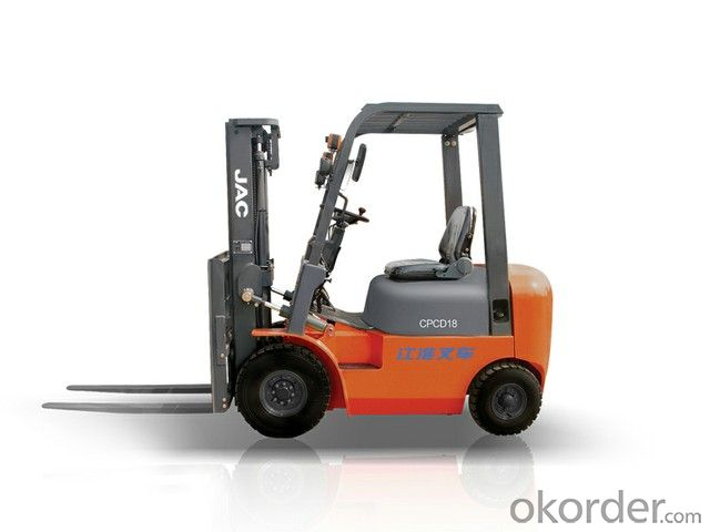 Forklift Truck 3 Ton Manual