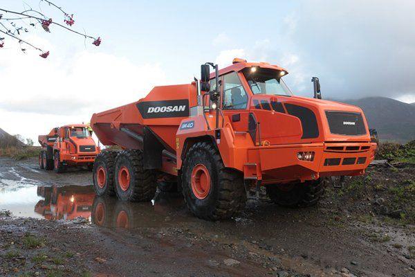 Dump Truck Standard 4*2